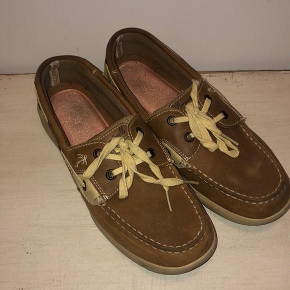 Margaritaville Shoes   Womens Boat Sz 9